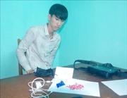 Bắt đối tượng vận chuyển ma túy trên xe khách từ Lào về Việt Nam