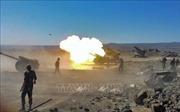 Quân đội Syria đánh bật IS khỏi miền Nam