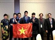 Việt Nam giành HCV tại kỳ thi Olympic về Thiên văn học và Vật lý thiên văn quốc tế