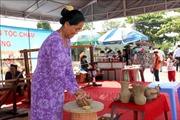Phát huy giá trị nghệ thuật làm gốm của người Chăm, Ninh Thuận