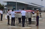 Lễ bàn giao hài cốt quân nhân Hoa Kỳ