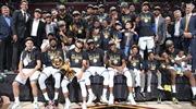 Golden State Warriors - Nhân vật thể thao trong năm của Mỹ