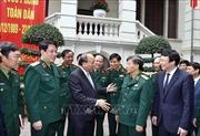 Thủ tướng:  Niềm tin của dân với Đảng, đất nước và Quân đội ngày càng được củng cố