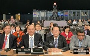 COP24: Việt Nam tích cực triển khai các cam kết về biến đổi khí hậu