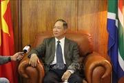 Chia sẻ và hỗ trợ là nền tảng phát triển quan hệ Việt Nam - Nam Phi