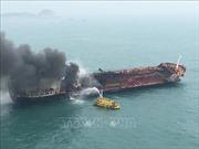 Khẩn trương tìm kiếm 2 thuyền viên mất tích, xác định danh tính thuyền viên tử nạn