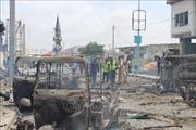 Đánh bom xe nhằm vào cơ quan chính quyền tại thủ đô Somalia