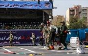 IS đăng tải video những đối tượng chủ mưu tấn công lễ diễu binh tại Iran