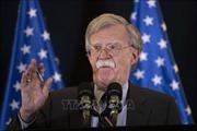 Cố vấn an ninh Mỹ để ngỏ các biện pháp trừng phạt mới chống Iran