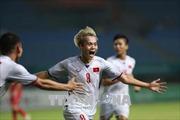 'Những người hùng' Olympic Việt Nam trong trận gặp Olympic Syria