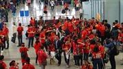 Tour du lịch tới UAE cổ vũ Đội tuyển Việt Nam đá trận tứ kết đắt khách