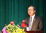 Phó Chủ tịch Quốc hội Đỗ Bá Tỵ thăm, chúc Tết Nhà máy A31 và Trung tâm Huấn luyện Quốc gia Miếu Môn