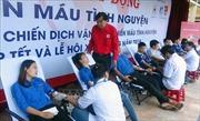 Phú Yên: Nhiều đơn vị tham gia hiến máu tình nguyện