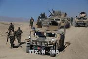 Afghanistan bắt giữ một chỉ huy khét tiếng của IS