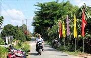 Trà Vinh có huyện nông thôn mới đầu tiên