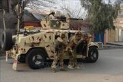 Afghanistan tiêu diệt hàng chục phiến quân Taliban trong chiến dịch truy quét