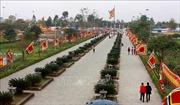 Hoàn tất chuẩn bị cho Lễ hội đền Trần - Thái Bình