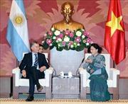 Củng cố, tăng cường quan hệ đối tác mang tầm chiến lược Việt Nam - Argentina