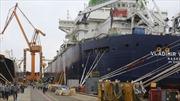 Tập đoàn đóng tàu Hyundai Heavy sắp thâu tóm đối thủ Daewoo Shipbuilding