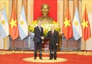 Thông cáo chung Việt Nam-Argentina