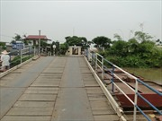 Xây cầu vĩnh cửu thay thế cầu phao Sông Hóa, Hải Phòng