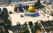 Israel quyết định tạm đóng cửa Golden Gate tại thánh địa Jerusalem