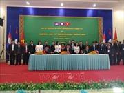 Việt Nam chủ trì xây dựng kế hoạch hành động xúc tiến thương mại khu vực Tam giác Phát triển CLV