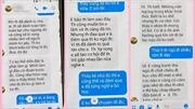 Điều chuyển lớp dạy của thầy giáo nhắn tin 'nhạy cảm' với nữ sinh lớp 10