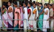 Ít nhất 2 người thiệt mạng trong ngày bầu cử đầu tiên ở Ấn Độ
