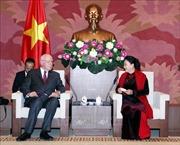 Chủ tịch Quốc hội Nguyễn Thị Kim Ngân: Thúc đẩy hợp tác giữa Quốc hội Việt Nam với Thượng viện Hoa Kỳ