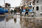 Lại nổ nhà máy hóa chất ở Trung Quốc, ít nhất 39 người thương vong