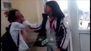 Đình chỉ công tác điều hành, giảng dạy Hiệu trưởng và giáo viên để học sinh đánh bạn