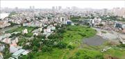 Điều chỉnh xây dựng hạ tầng kỹ thuật trong khu đô thị mới Thủ Thiêm