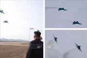 Thử vũ khí dẫn đường chiến thuật mới: Phép thử phản ứng của Chủ tịch Kim Jong-un