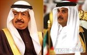 Căng thẳng ngoại giao vùng Vịnh: Lãnh đạo Bahrain và Qatar lần đầu điện đàm