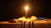 Saudi Arabia bắn hạ máy bay không người lái chở thuốc nổ của Houthi
