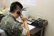 Đường dây nóng quân sự liên Triều vẫn được duy trì