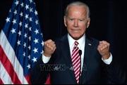 Cựu Phó Tổng thống Mỹ Joe Biden áp đảo trong cuộc thăm dò dư luận của đảng Dân chủ