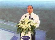 Thủ tướng dự Lễ khởi công Nhà máy chế biến rau, củ, quả Hải Phòng