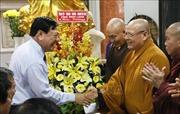 Chúc mừng các chức sắc tôn giáo dịp Đại lễ Phật đản năm 2019 - Phật lịch 2563