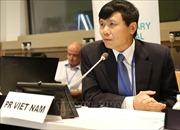 Việt Nam kêu gọi đẩy mạnh công tác huấn luyện lực lượng gìn giữ hòa bình Liên hợp quốc