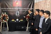 Lễ viếng và mở sổ tang nguyên Chủ tịch nước Lê Đức Anh tại Chile và Tanzania