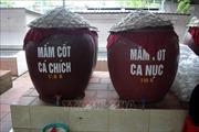 Phát triển thương hiệu nước mắm Sầm Sơn