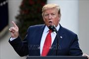 Palestine kêu gọi biểu tình phản đối Kế hoạch Hòa bình Trung Đông của Mỹ