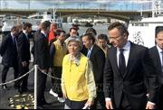 Điện thăm hỏi vụ chìm tàu chở khách tại Budapest, Hungary