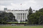 Mỹ bắt giữ người đàn ông thả túi đồ gần Nhà Trắng