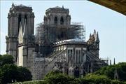 Tóp thuốc lá, chập điện có thể là nguyên nhân gây cháy Nhà thờ Đức Bà Paris