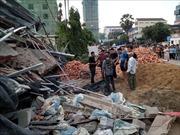 Campuchia thanh tra các công trình đang thi công sau vụ sập nhà cao tầng