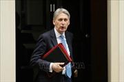 Bộ trưởng Tài chính Anh cảnh báo nguy cơ mất Scotland nếu Brexit không thỏa thuận