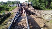 Tai nạn đường sắt tại Bangladesh, trên 100 người thương vong